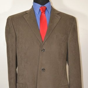 Andrew Fezza 40L Sport Coat Blazer Suit Jacket